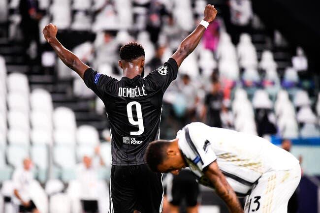 OL : Zéro but, Moussa Dembélé mis sous pression
