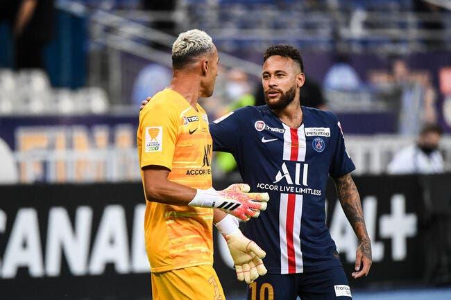 PSG : Neymar et l'Atalanta, une histoire à 36M