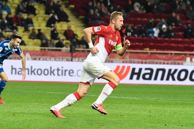 ASM : Glik quitte Monaco et signe à Benevento