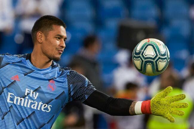Esp : Le Real Madrid renvoie Areola au PSG