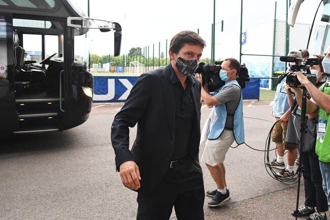 PSG : SOS buteur, Leonardo en action après le Final 8
