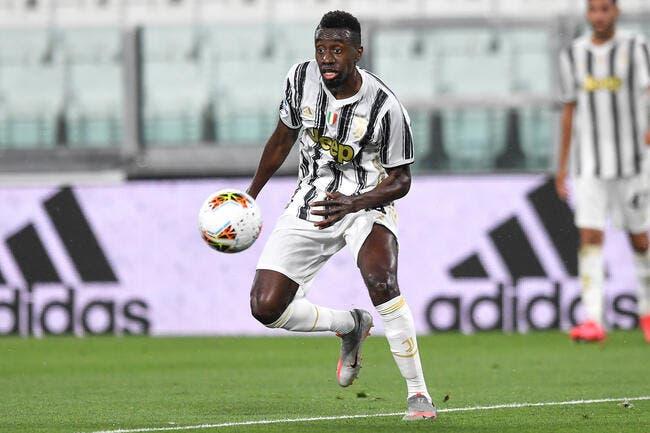 Ita : La Juventus officialise le départ de Blaise Matuidi