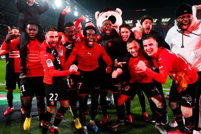 LdC : Rennes directement qualifié pour la Ligue des champions