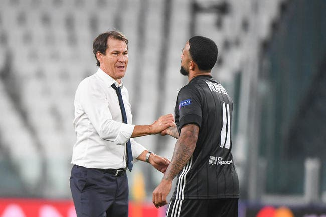 OL : Battre le Man City de Guardiola, c'est le rêve de Garcia