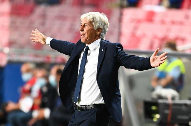 PSG : Domenech clashe Gasperini, il prend des coups de boule en retour