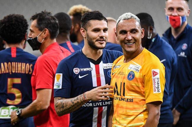 PSG : Icardi c'est 70ME pour que Paris « joue à 10 »