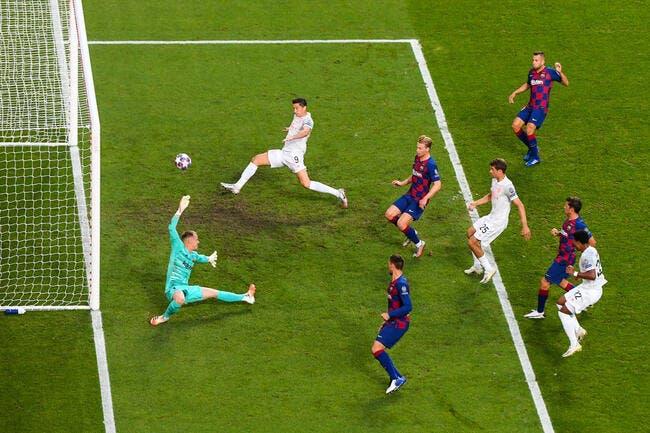 8-2 : Le Bayern inflige une humiliation historique au Barça !