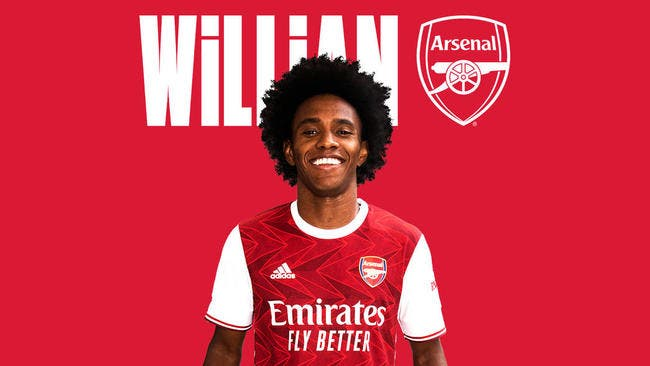 Willian quitte Chelsea pour le rival londonien Arsenal — Mercato