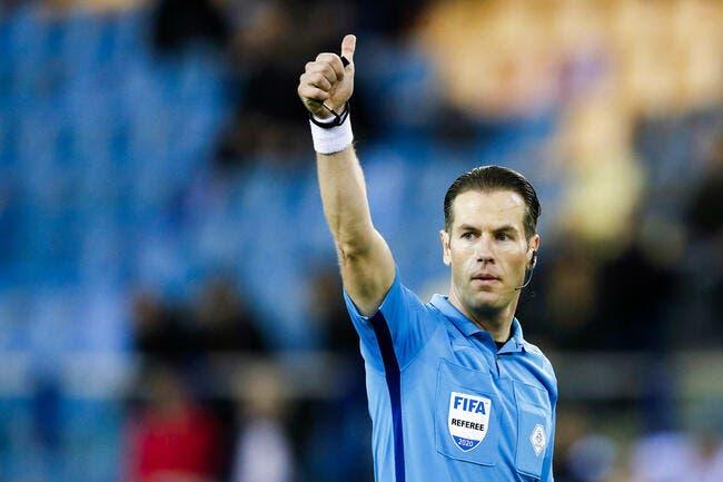 OL : Un étonnant choix d'arbitre, Lyon refuse la polémique