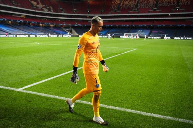 PSG: Après Mbappé, un nouveau miracle pour Keylor Navas ?