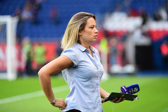 Téléfoot : Anne-Laure Bonnet n'ira pas au clash avec son CFC