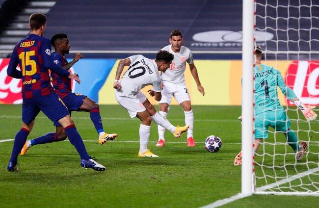 LdC : Coutinho, une humiliation à 5ME pour Barcelone ?