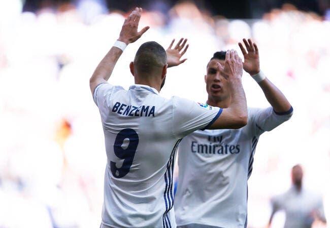 Mercato: Cristiano Ronaldo réclame Benzema et un trio de folie!