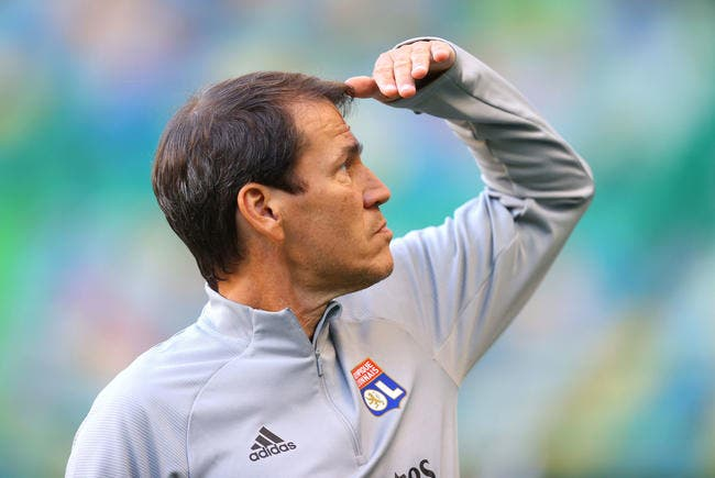 OL : Rudi Garcia la nouvelle star de Lyon !