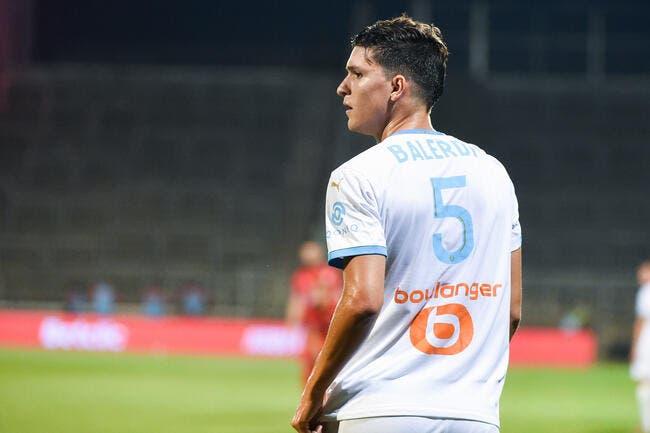 OM : Mettre le PSG KO en Ligue 1, Balerdi lance le défi !