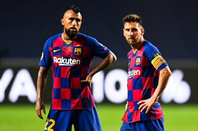 PSG: Coup de balai au Barça, Leonardo a trouvé son bonheur