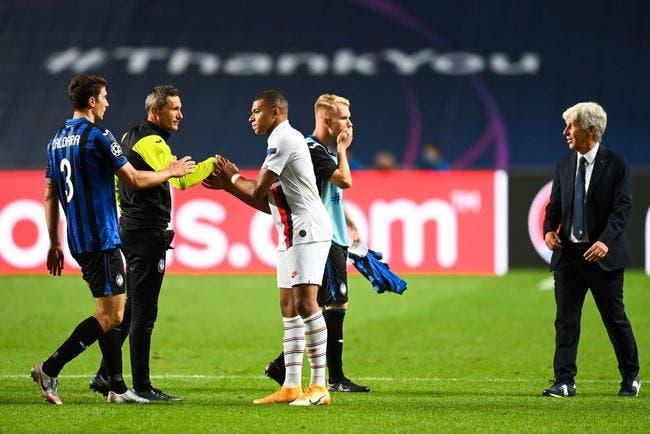 PSG : Mbappé est apte pour débuter contre Leipzig