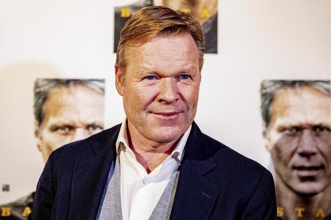 Esp : Koeman débarque, les Pays-Bas font payer le Barça