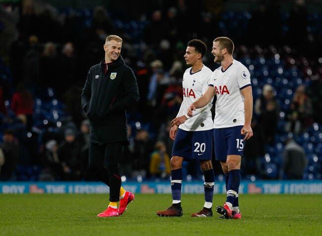 Officiel : Joe Hart signe à Tottenham