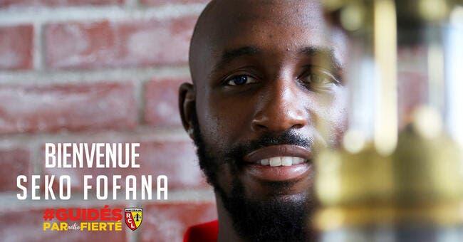 Officiel : Le RC Lens lâche 10 ME et signe Seko Fofana