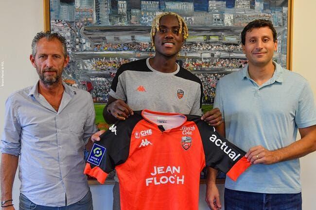 Officiel : Trevor Chalobah prêté par Chelsea à Lorient
