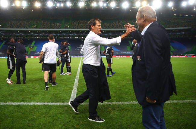 OL : Le coup tactique de Garcia face au Bayern dévoilé
