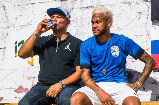 PSG: A l'écart, Neymar Sr privé de passe-droit à Lisbonne