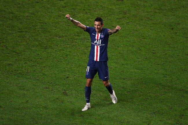 L'UEFA chauffe Neymar et Mbappé avant la finale — PSG