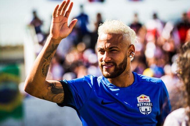 PSG : Neymar et Red Bull, le sponsor qui énerve le Paris SG