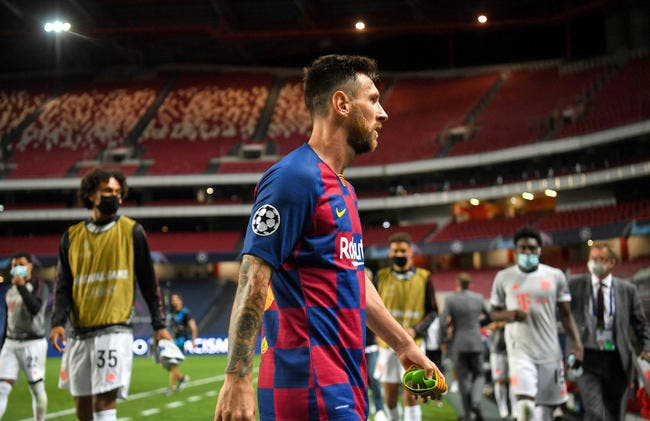 Mercato : Le PSG, City et l'Inter prévenus, c'est maintenant pour Messi !