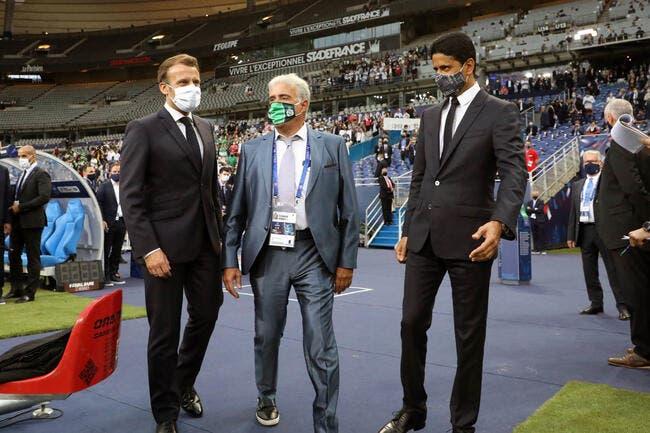 L1 : La Ligue 1 sous une bulle version NBA, impossible en France