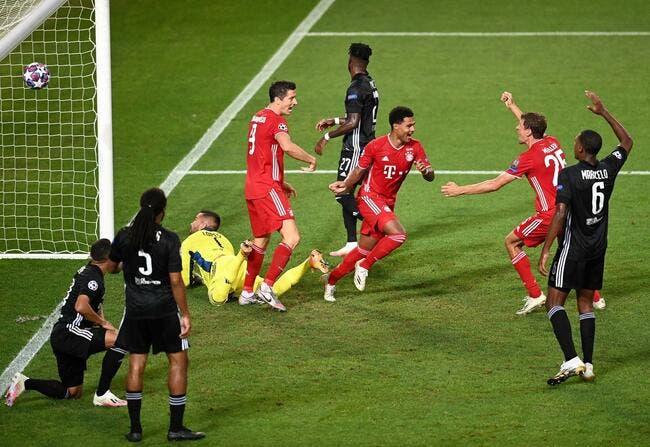 LdC : Lyon tombe avec les honneurs, PSG-Bayern en finale !