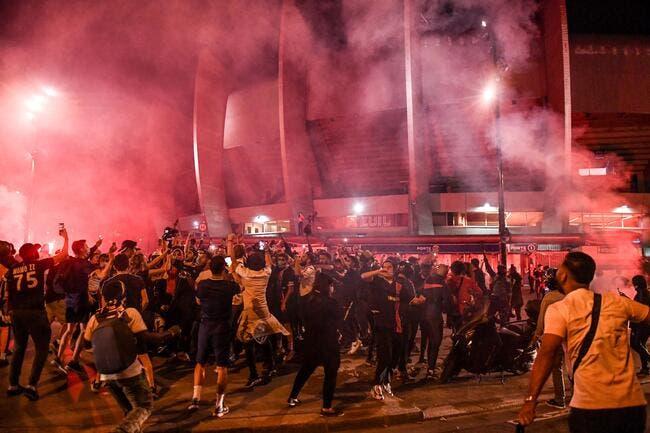 PSG : Alerte au cluster géant chez les supporters du PSG !