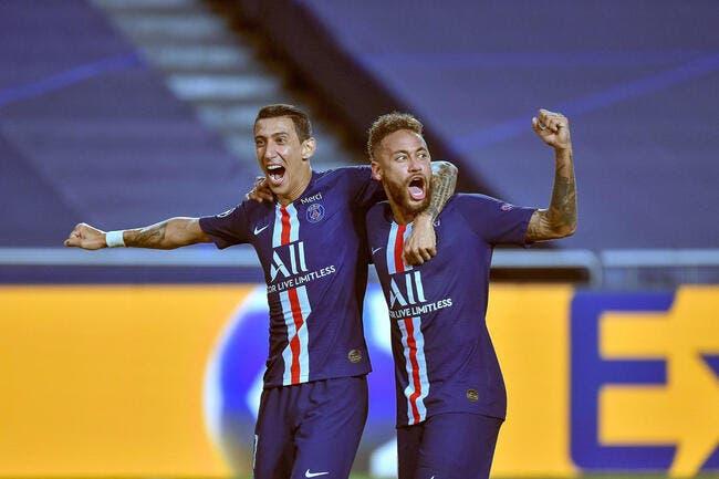 PSG : Neymar 2020 il vaut bien 222ME !