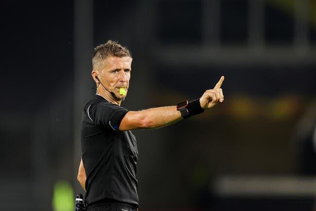 LdC : Un arbitre italien pour PSG-Bayern, Paris va tiquer pour la VAR