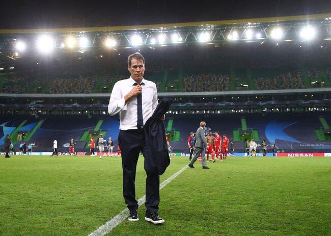 OL : Ça chauffe entre Garcia et Juninho sur le mercato