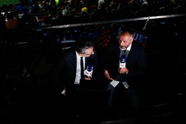 TV : Pas besoin de couper le son, Rothen remplace Di Méco pour la finale
