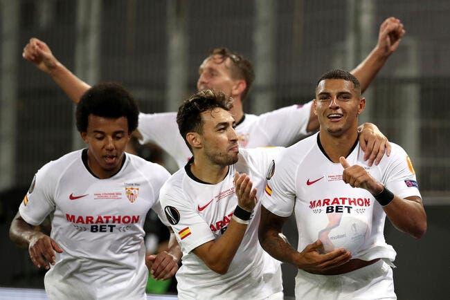 EL : Six sur six, le FC Séville légende d'Europa League