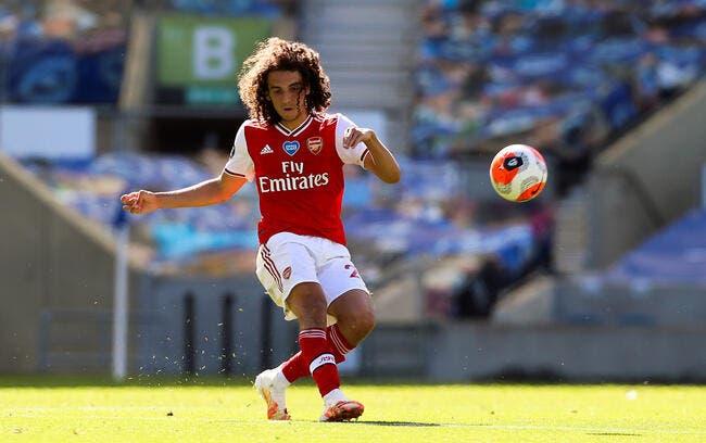 OL : Arsenal envoie Guendouzi à Lyon !