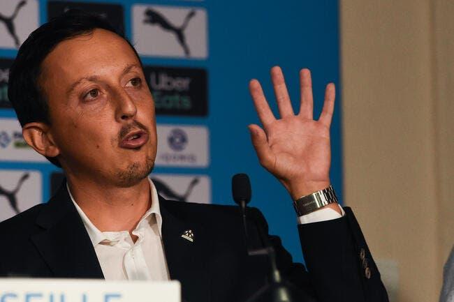 OM: Pour son futur attaquant, Marseille se fixe un budget étonnant