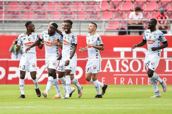 L1 : Vainqueur à Dijon, Angers annonce la couleur