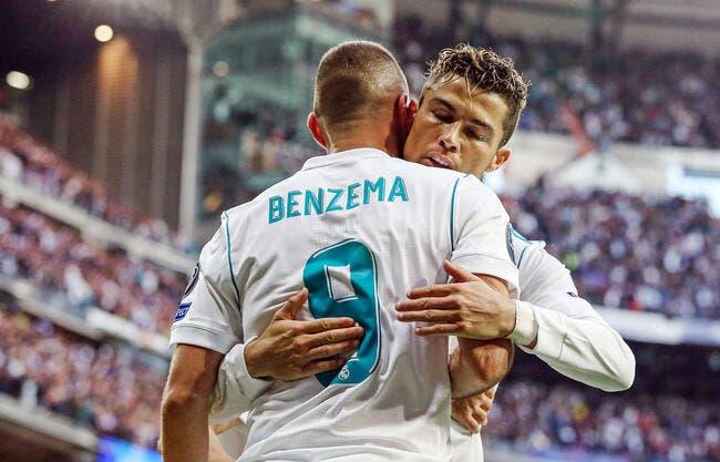 Mercato : Cristiano Ronaldo réclame Benzema à la Juventus !