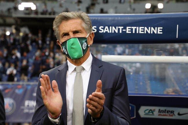 ASSE : Cette saison, les Verts ne visent pas l'Europe