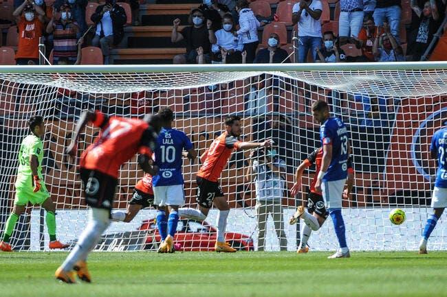 L1 : Lorient réussit son retour contre Strasbourg