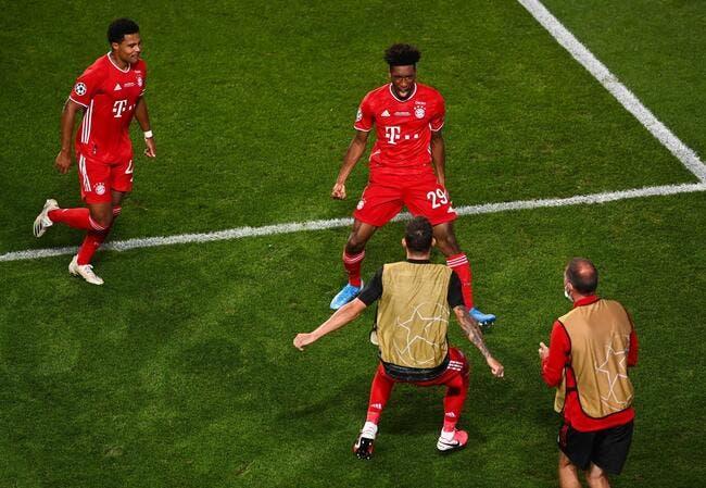LdC : Le Bayern met fin au rêve du PSG