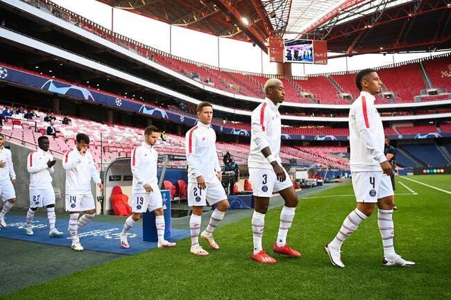 LdC : PSG - Bayern Munich : les compos (21h00 sur TF1 et RMC Sport)