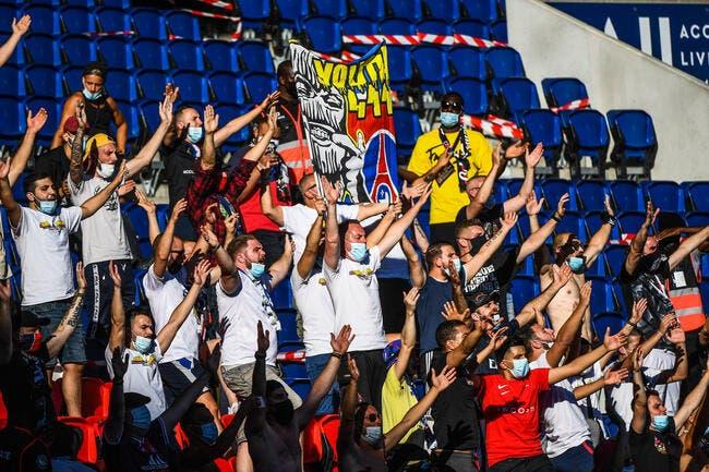 PSG : C'est déjà la folie au Parc avant la finale contre le Bayern