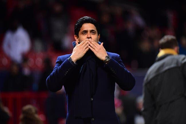 PSG : Nasser Al-Khelaïfi fait une promesse folle