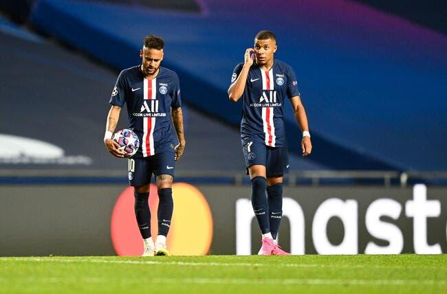 PSG : Neymar et Mbappé pas au niveau, Paris a perdu