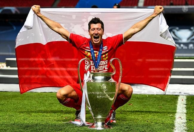 Ballon d'Or : ce geste qui peut faire espérer Robert Lewandowski !